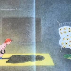 C'è un coccodrillo sotto il mio letto libro bimbi