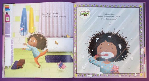 Faccio da sola libro bambina