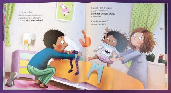 Faccio da sola libro bambine