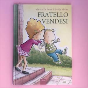 Fratello vendesi libro bambini