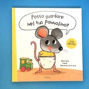 Libri per bambini pannolino