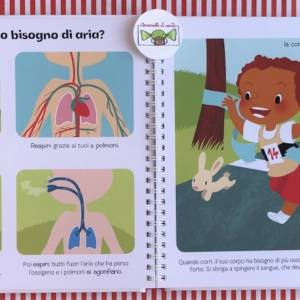 Perchè Enciclopedia dei piccoli libro bambina