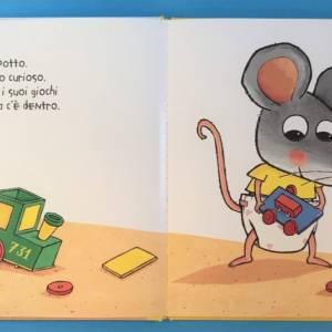 Posso guardare nel tuo pannolino libro bambini