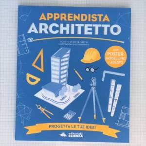 Apprendista architetto libro bambini