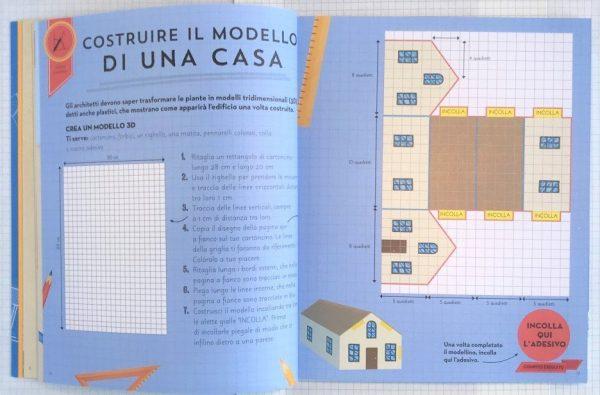 Apprendista architetto libro bimbo