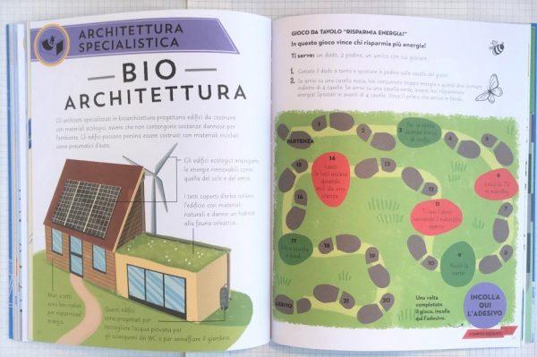 Apprendista architetto libro bambina