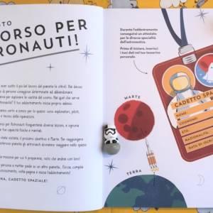 Apprendista astronauta libro bambini
