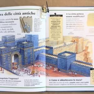 Castelli-e-cavalieri-libro bambino