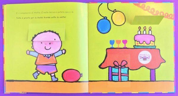 Il grande libro di Mattia le mie emozioni libro bimbi