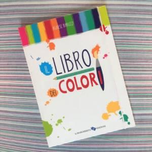 Il libro dei colori libro bambini