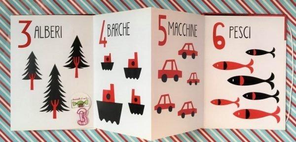 Il libro dei numeri libro bimbo