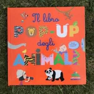 Il libro pop up degli animali libro bambini