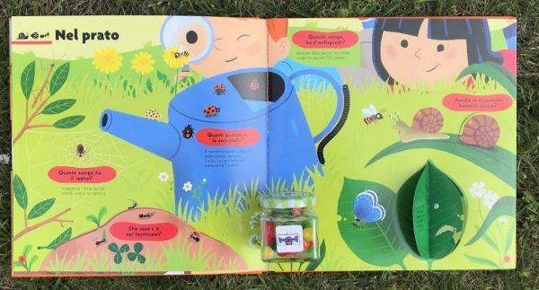 Il libro pop up degli animali libro bambina