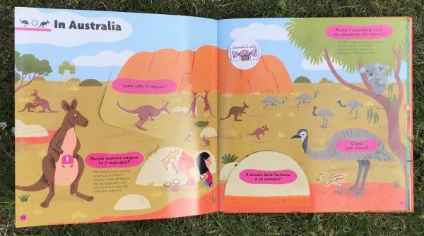 Il libro pop up degli animali libro bimbo