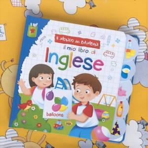 Il mio libro di inglese libro bambini