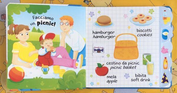 Il mio libro di inglese libro bambino