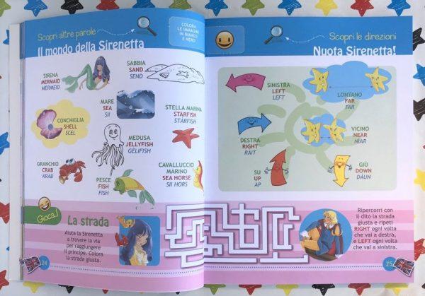 Il mio primo libro d'inglese libro bambino