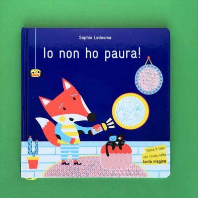 IO NON HO PAURA! - Sophie Ledesma