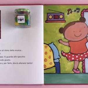 La ballerina libro bambini