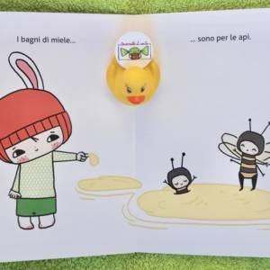 No il bagnetto no libro bimbi