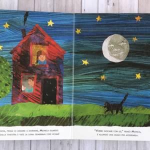 Papà mi prendi la luna per favore libro bambina