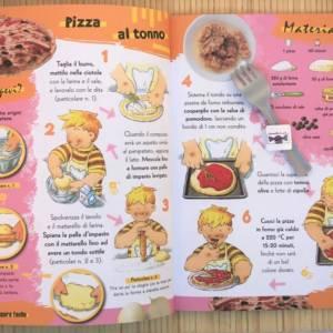 Piccolo cuoco libro bambini
