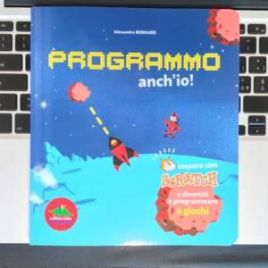 Programmo anch'io libro bambini coding programmare