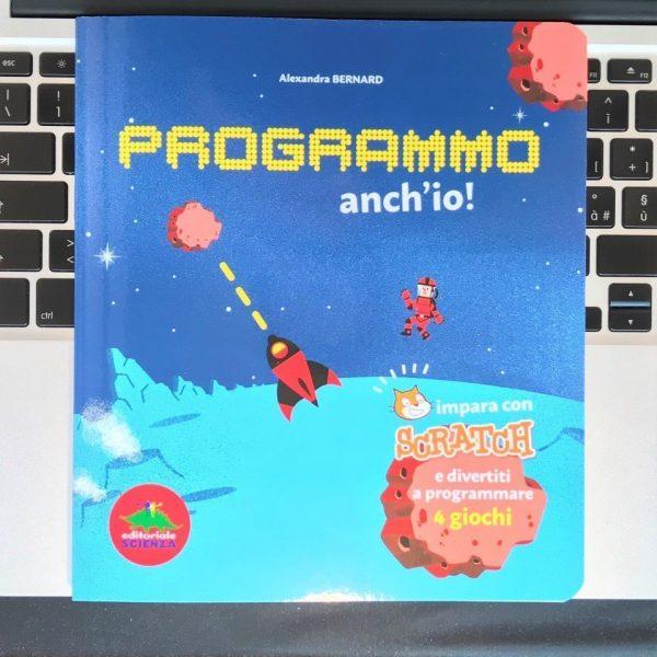 Programmo anch'io libro bambini
