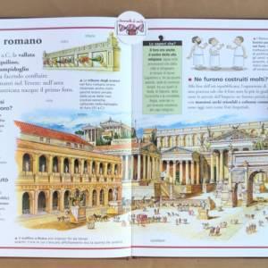 Romani-viaggiare-nel-tempo-libro bambino