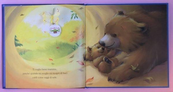 Ti voglio bene mamma libro bambino