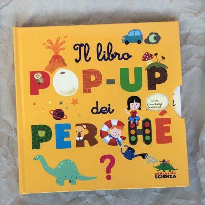 Il libro pop-up dei perché - Sylvie Baussier