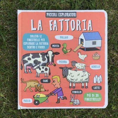 Piccoli esploratori - La fattoria - Ed. IdeeAli