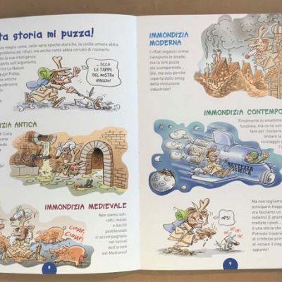 Storia dell'immondizia. Dagli avanzi di mammut alla plastica riciclabile - Marco Maselli