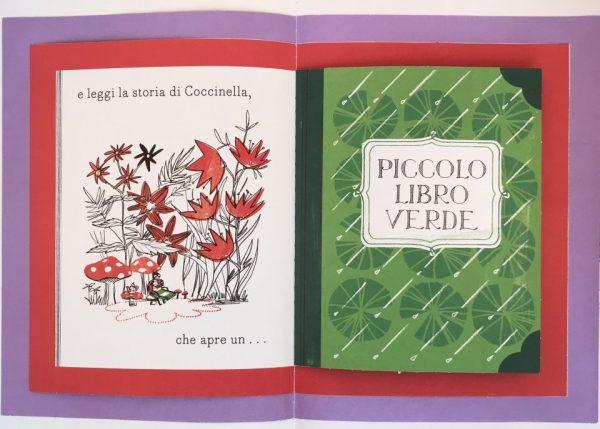 Apri questo piccolo libro bambina