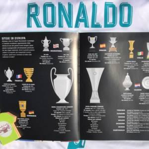 Guida Infografica al calcio football libro bambino