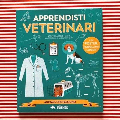 Apprendista veterinario. Con adesivi. Con gadget - Steve Martin
