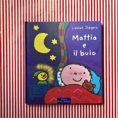 Mattia e il buio - Liesbet Slegers