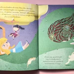 Alice nel paese delle meraviglie libro bambini