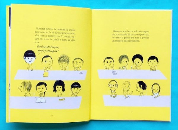 l mio amico tartattà libro bambini bimbi balbuzie