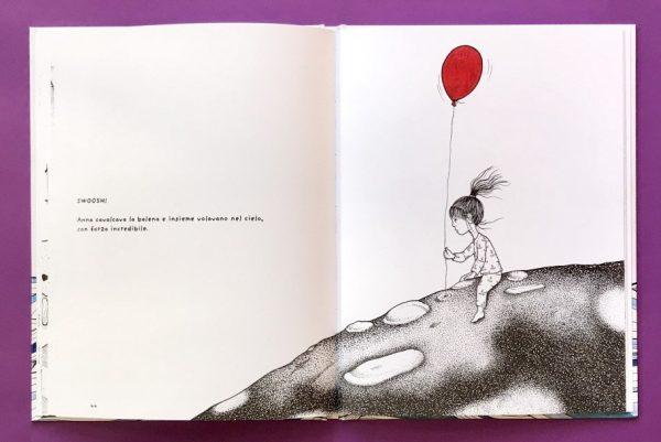 Il mare non serve a niente libro bambini