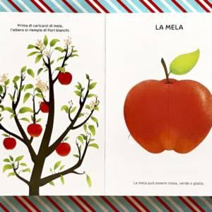 La frutta libro bambini