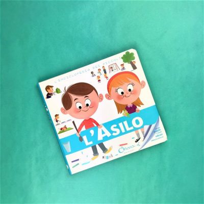 L'asilo bambini libro per bambini scuola materna scuola infanzia