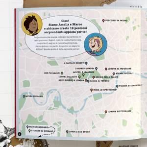 Londra da scoprire libro bambini