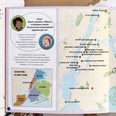 New York da scoprire. Segreti, storie e tante altre curiosità. Ediz. a colori - Moira Butterfield