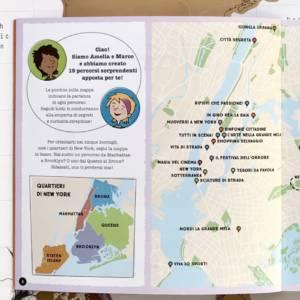 New York da scoprire libro bambini