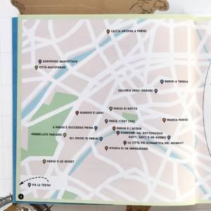 Parigi da scoprire libro bambini