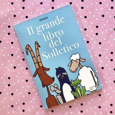Il grande libro del solletico libro bambini