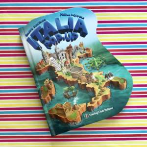 Italia Pop up libro bambini