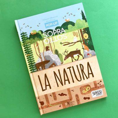 La natura. Pop-up sopra e sotto. Ediz. a colori - Valentina Manuzzato,Irena Trevisan