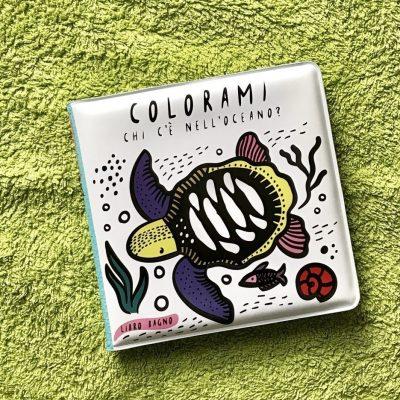 Libro bagno Colorami - Chi c'è nell'oceano?